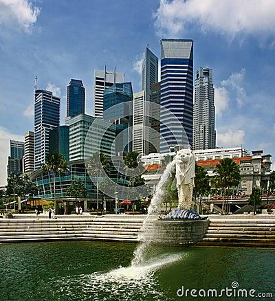 Free Singapore Stock Image - 17133021