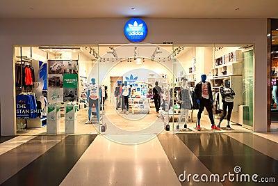 adidas store locator singapore