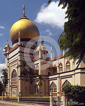 Singapore - Arab Street Mosque