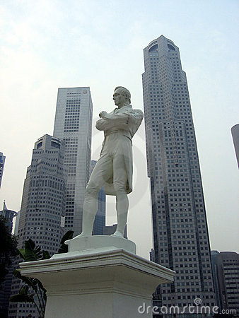 Singapore. In a big way