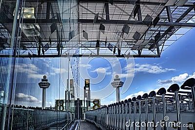 Singapore Changi Airport T3