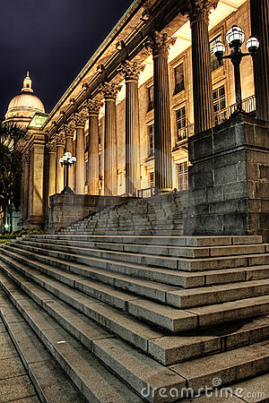 Singapore City Hall