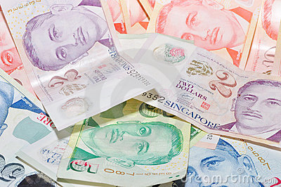 Singapore Dollar Picture on Singapore Dollars  Click Image To Zoom