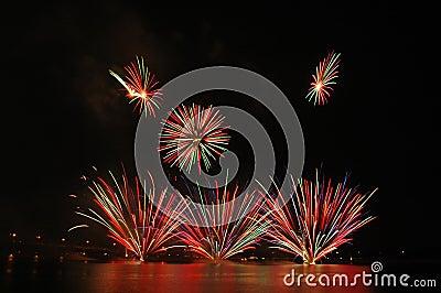 Singapore Fireworks Festival 2006