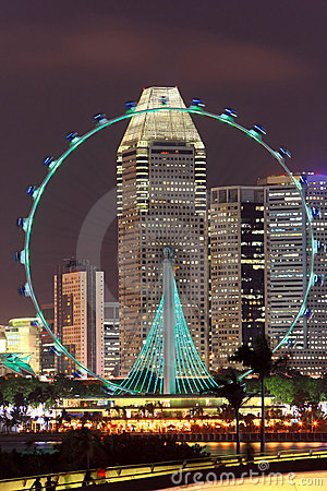 Singapore Flyer Picture on Singapore Flyer  Click Image To Zoom