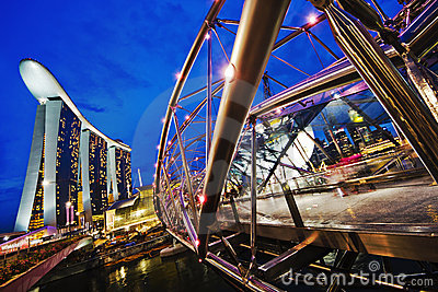 Singapore Marina Bay Integrated Resort