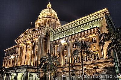 Singapore Old Supreme Court