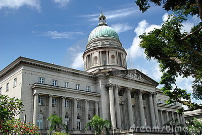 Singapore: Old Supreme Court Building