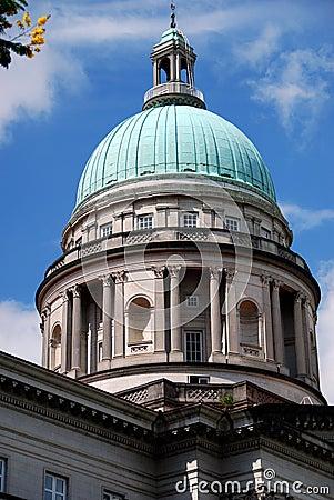 Singapore: Old Supreme Court Dome