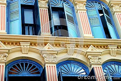 Singapore: Pagoda Street Shop House