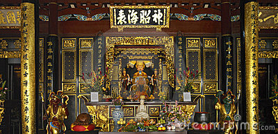 Singapore - Thian Hock Keng Chinese Temple