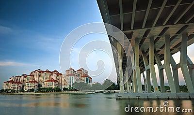 Singapore Urban Landscape