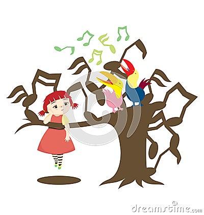 Singen Sie ein Lied
