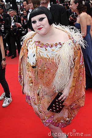 Free Singer Beth Ditto Royalty Free Stock Image - 14686766