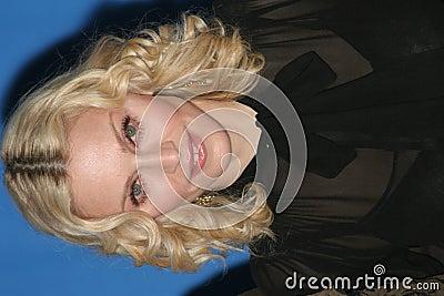 Free Singer Madonna Royalty Free Stock Image - 12787026