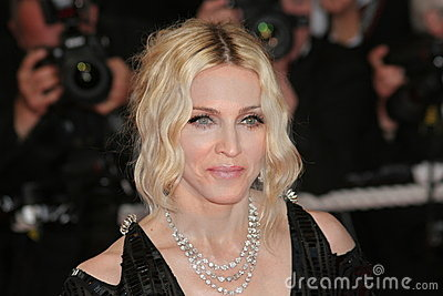 Singer Madonna Royalty Free Stock Images - Image: 12842139