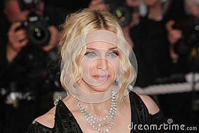 Singer Madonna Editorial Stock Image