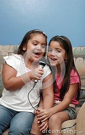 Free Singers II Stock Photo - 8845620