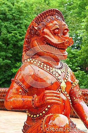 Singh Statue