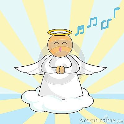 Singing Angel