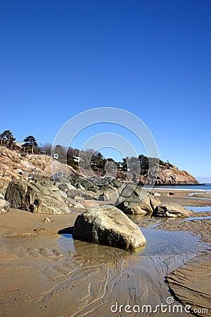Free Singing Beach Sunset Royalty Free Stock Photos - 34085668