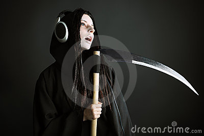 Singing death