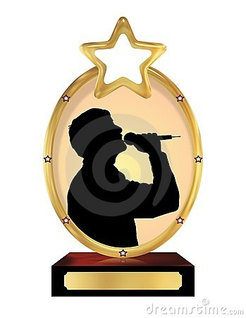 Singing Trophy