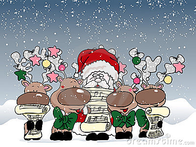 Singing winter