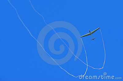 Single aeroplane