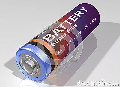 Single battery