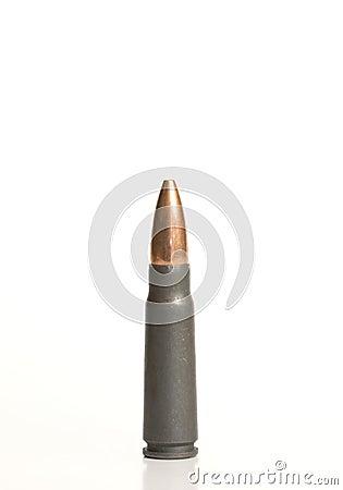 A single bullet.