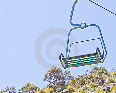 Single Chairlift,