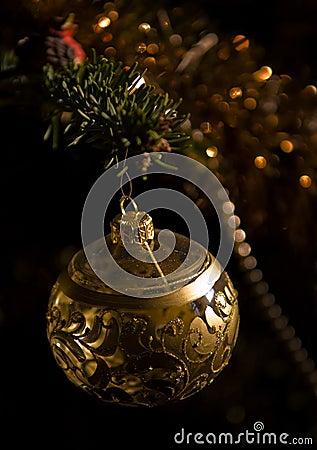 Single Christmas Ball