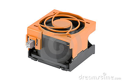 Single Cooling Fan