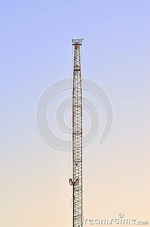 Single crane