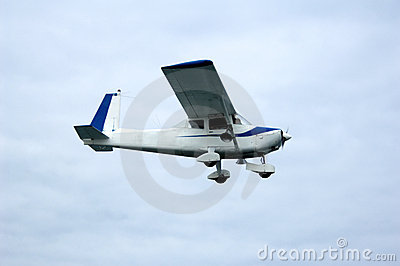 Single Engine Prop Plane Stock Photos - Image: 1551993