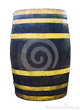 Single Liquor Barrel