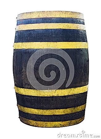 Single Liquor Barrel