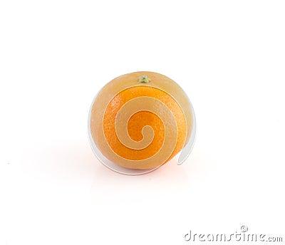 Single mandarin
