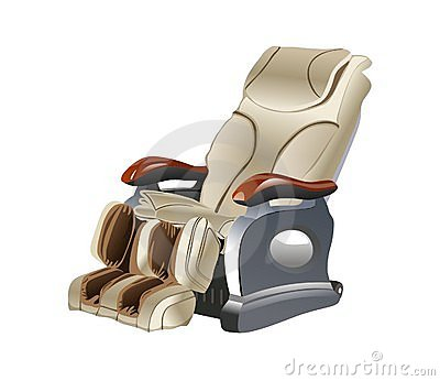 Single massage chair