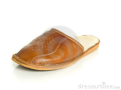 Single men s house slipper