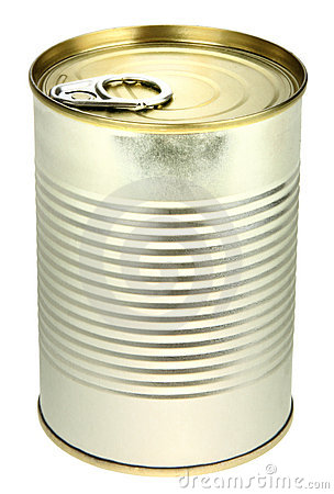 Single metal can