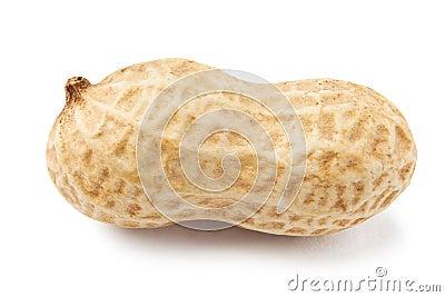Single peanut