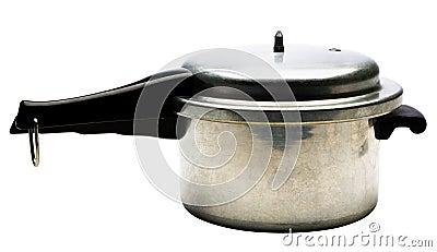Single pressure cooker