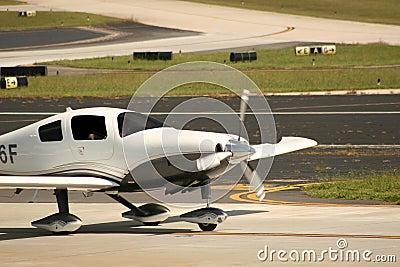 Single Prop Plane