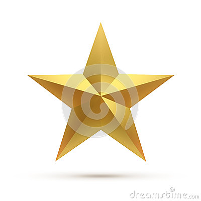Free Single Star Stock Image - 52277971