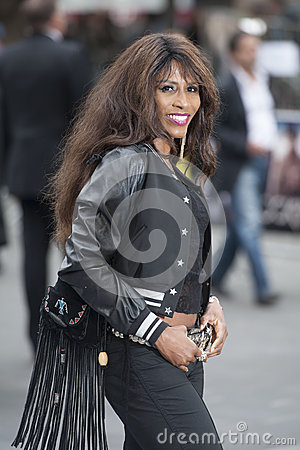 Sinitta Editorial Photo