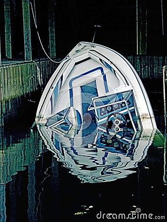 Sinking Boat / Concept/ Metaphor