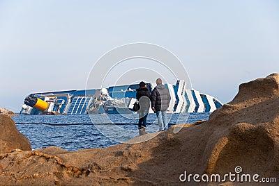 A+cruise+ship+sinking