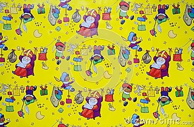 Sinterklaas предпосылки